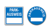 Parkausweise